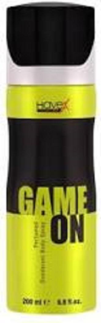 Havex Game On Body Spray - 200ml
