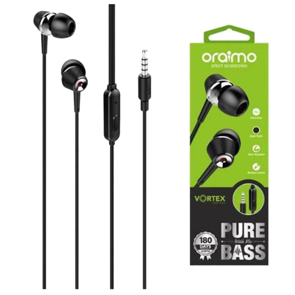 190c8388000 Buy Oraimo In-Ear Headphones at Best Prices Online in Bangladesh ...