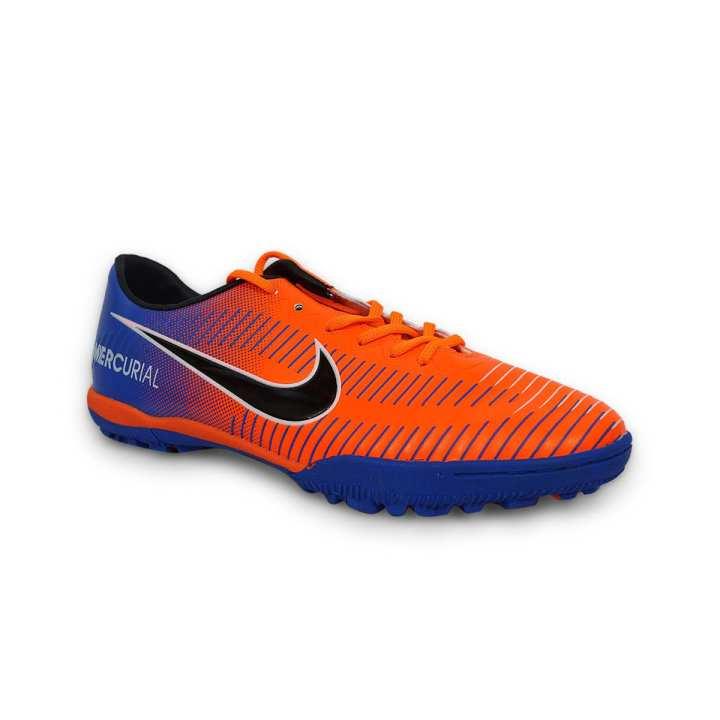 PU Rubber Football Boot For Men
