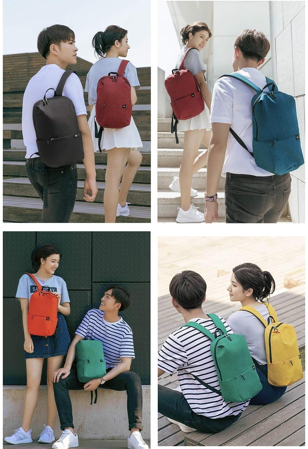 Original Xiaomi Mi Backpack 10L Bag (7)