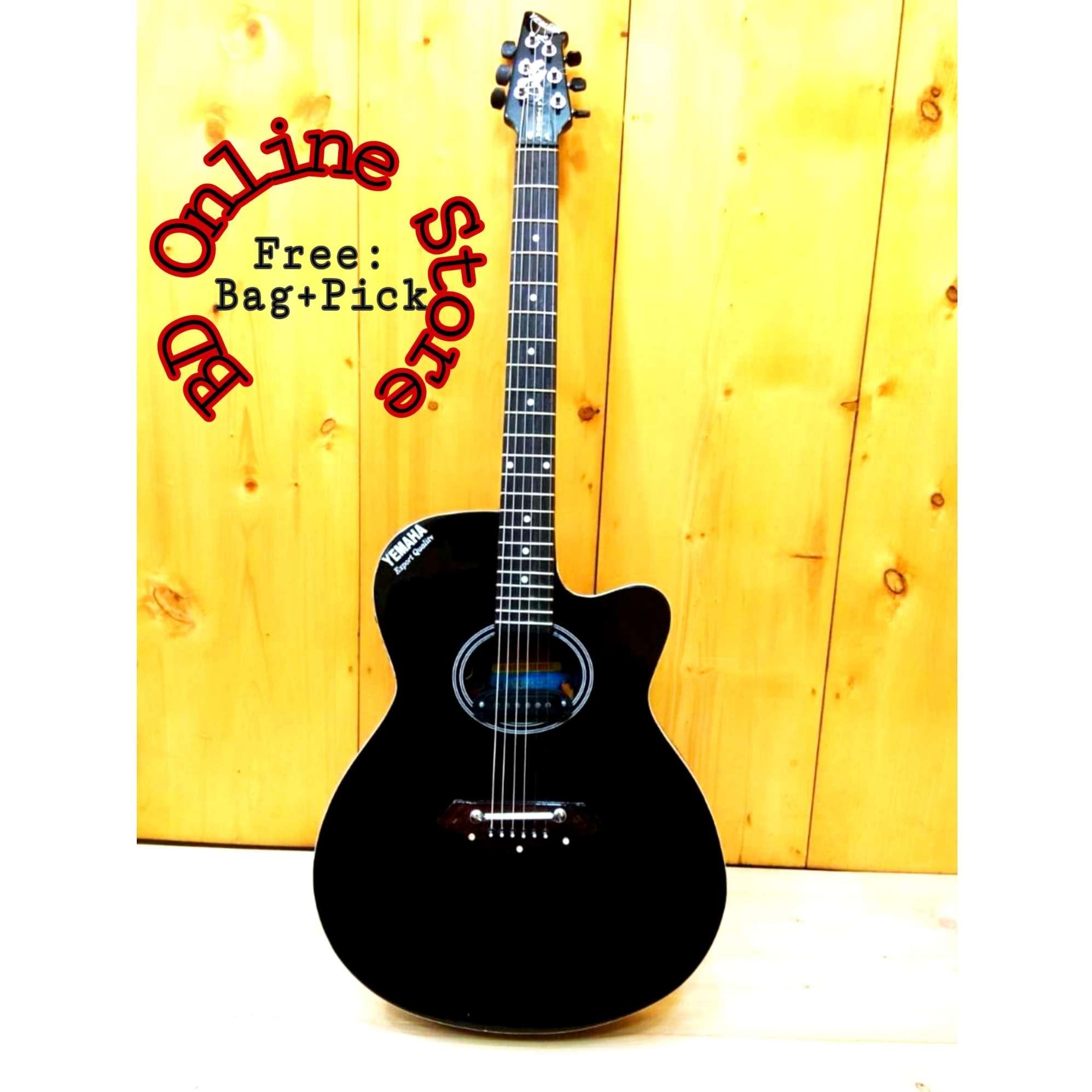 New Yamaha CM2 Acoustic Guitar with bag