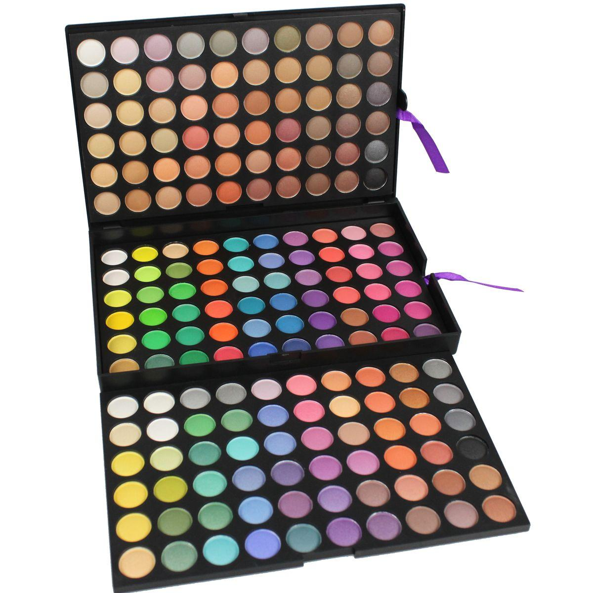 MAC 180 Color Makeup Palette Cosmetics Professional Eye Shadow