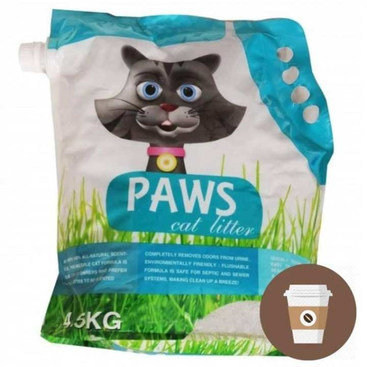 PAWS Cat Litter (Coffee)