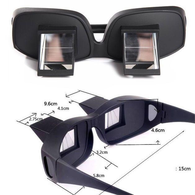 38b0ab7533ca Black Lazy Readers Eyeglass Read Horizontal Glasses for Reading ...