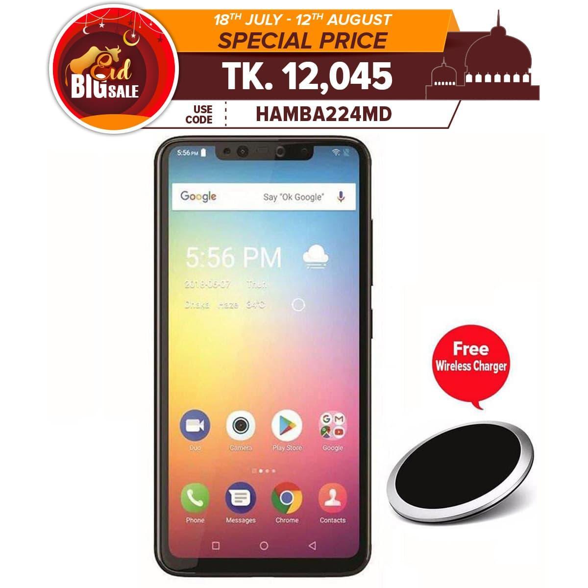 Helio S60 Smartphone - 6 2