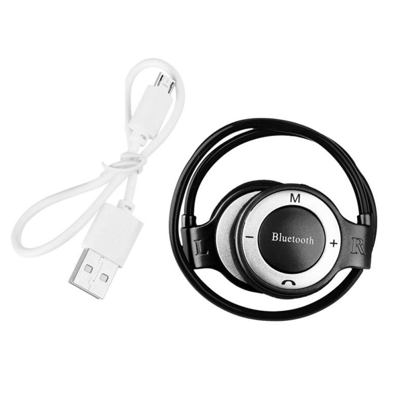 Sports Bluetooth Wireless Headset Stereo Ear Hook TF Card Headphones  Comfortable Wearing High-quality Sound Effect