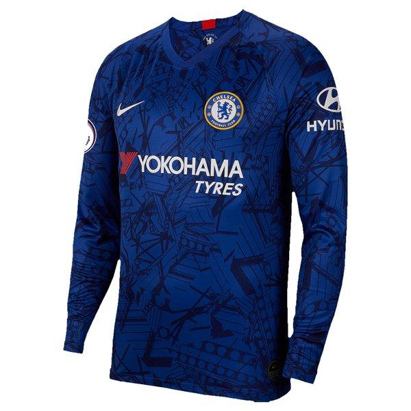hot sales ad9d3 4bdd1 2019/20 Chelsea Home Long Sleeve Jersey (China Quality)