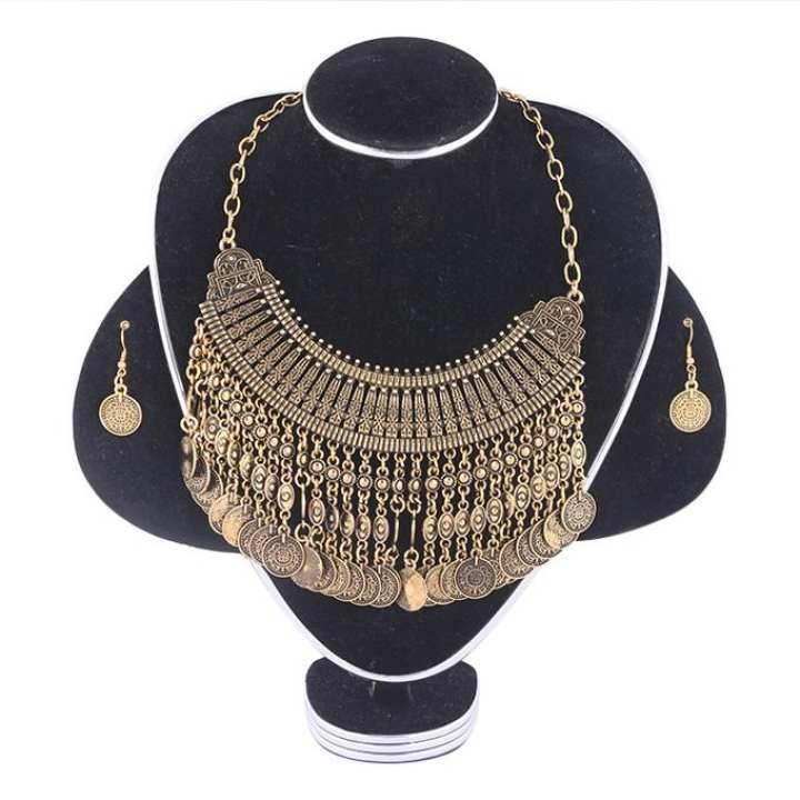 Metal Jewellery Set For Women