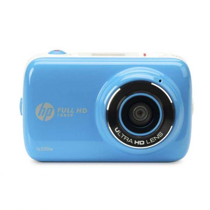 HP lc200w Action Camera WiFi Full HD 1080P Waterproof Camera for kids