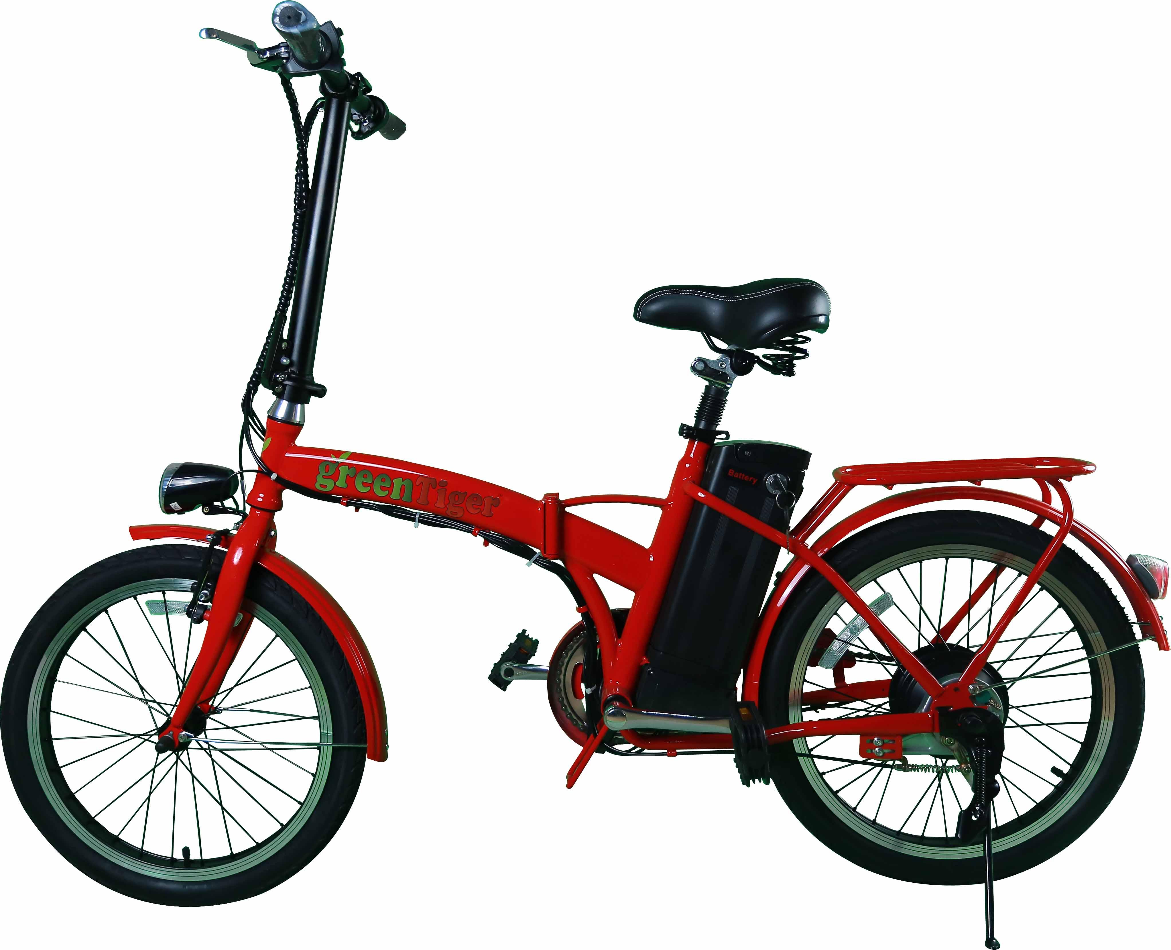E-cycle GT-033 (Red)