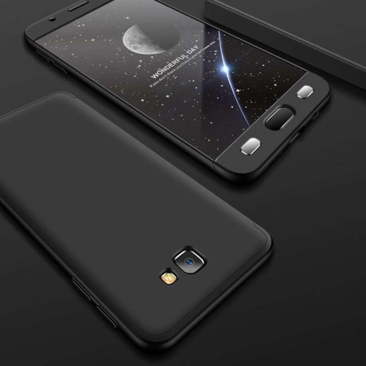 sale retailer 6d25d 8e8c0 Samsung J7 Max 360 Degree GKK Phone Back Cover - Black