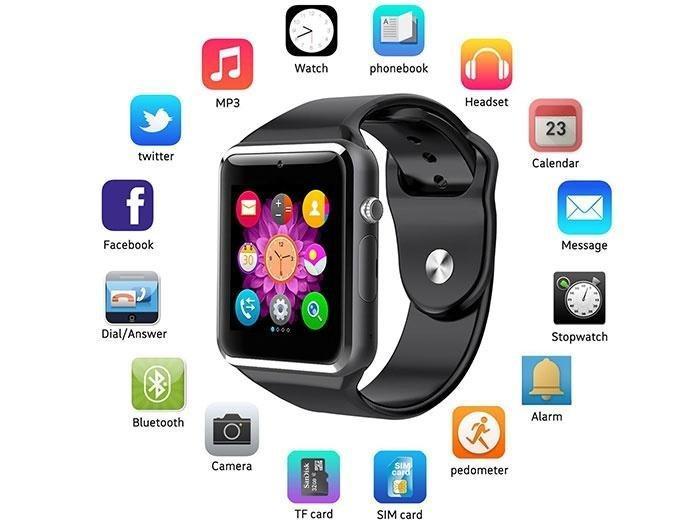 76016645fd1 Smart Watch Price In Bangladesh - Buy Smartwatch From Daraz.com.bd