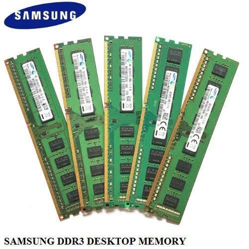 SAMSUNG 4GB RAM DDR3 M378B5273CHO-CKO 1309 2Rx8 PC3-12800U-11-10-B0 1333MHz  Desktop 1333MHz DESKTOP RAM