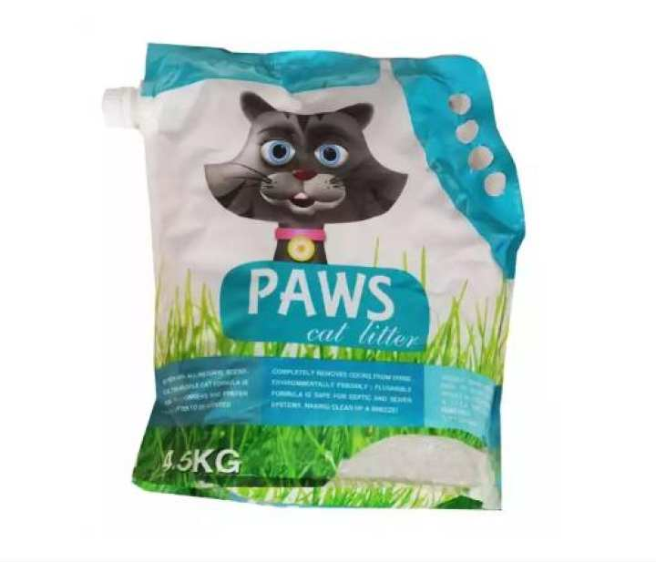 Paws Cat Litter Lavander