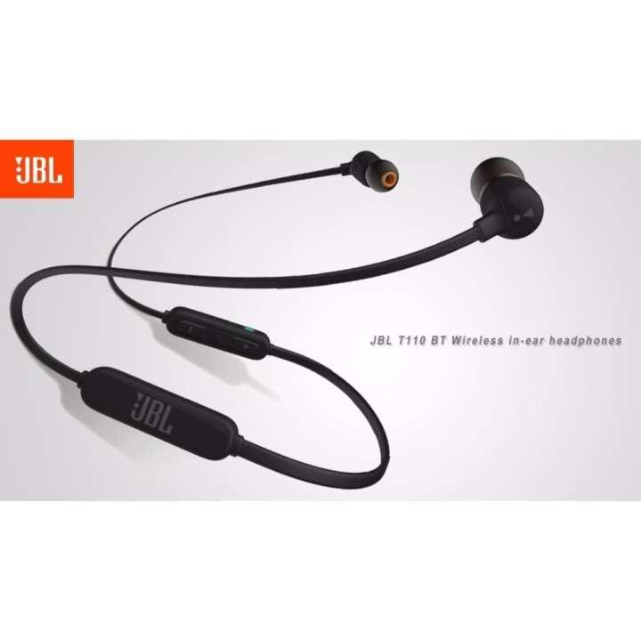 JBL T110BT Wireless Pure Bass Bluetooth Headset