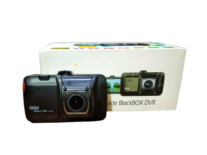 Full HD 1080P Car DVR Camera G-sensor Vehicle Dash Cam Digital Video Recorder