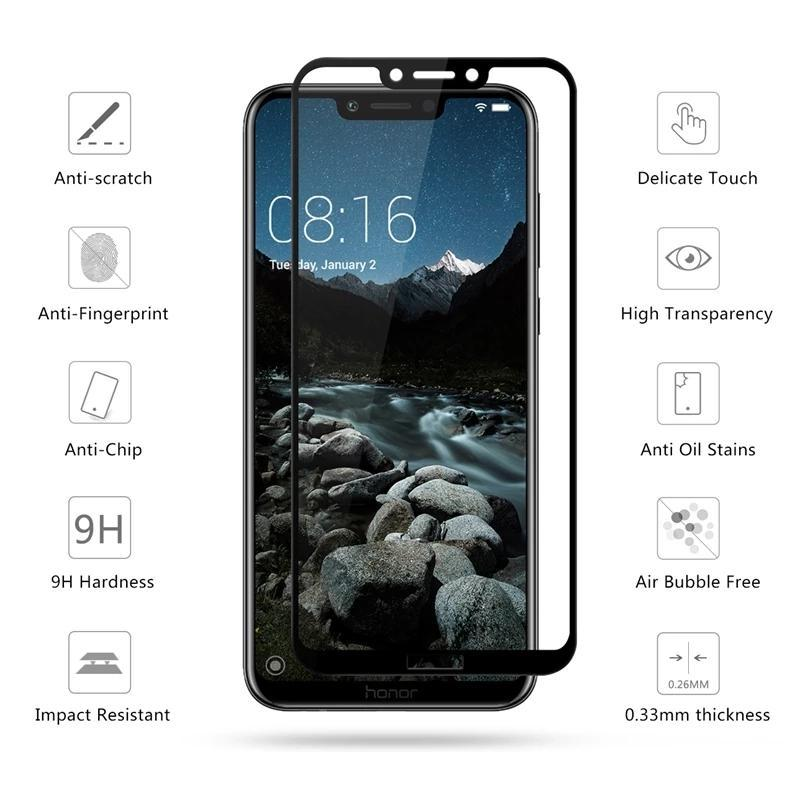 2.5D Tempered Glass Screen Protector for Honor Play