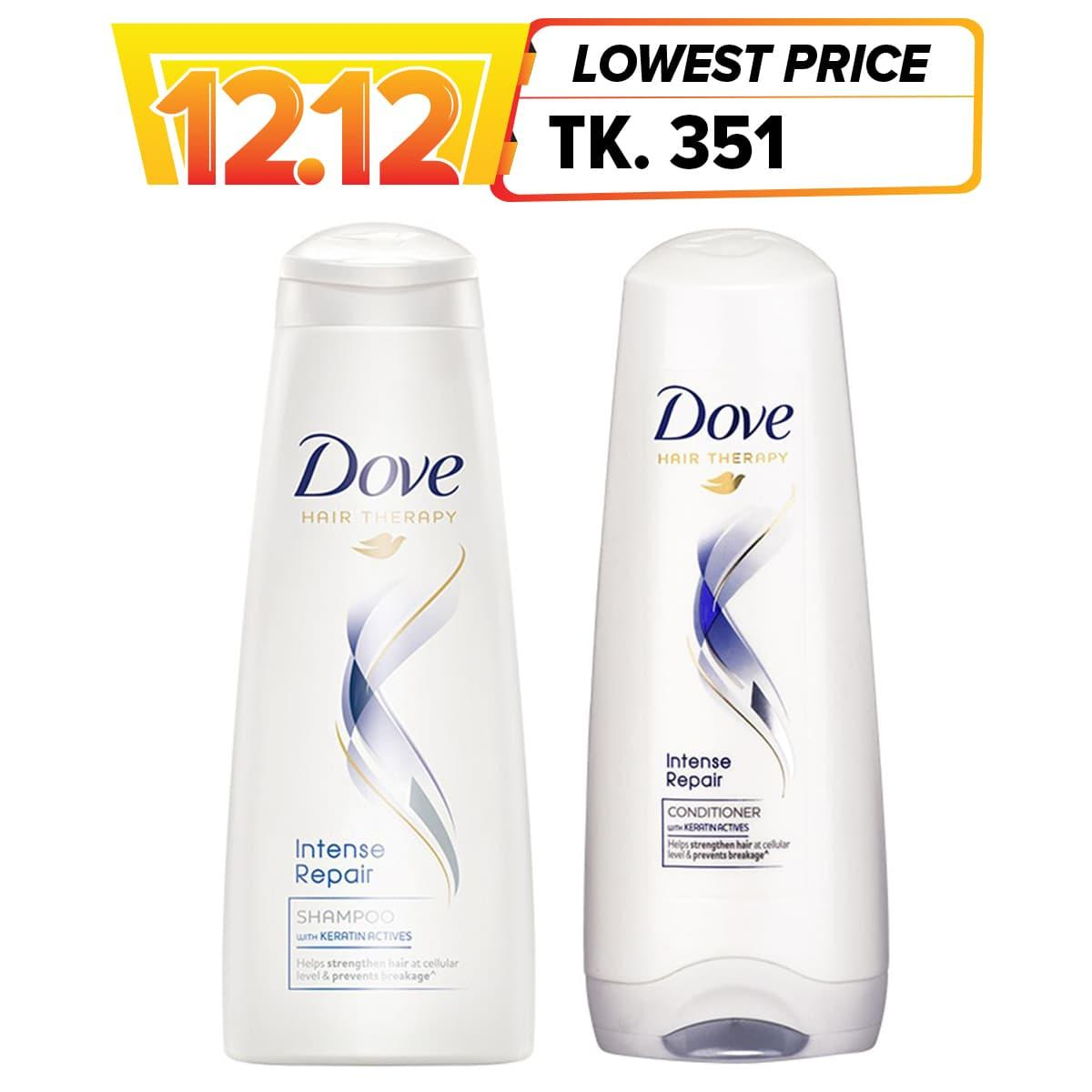 Hair Care Products In Bangladesh At Best Price Cussons Baby Shampoo Coconut Oil And Aloe Vera 100 Ml Dove Conditioner Intense Repair Combo Pack 340ml