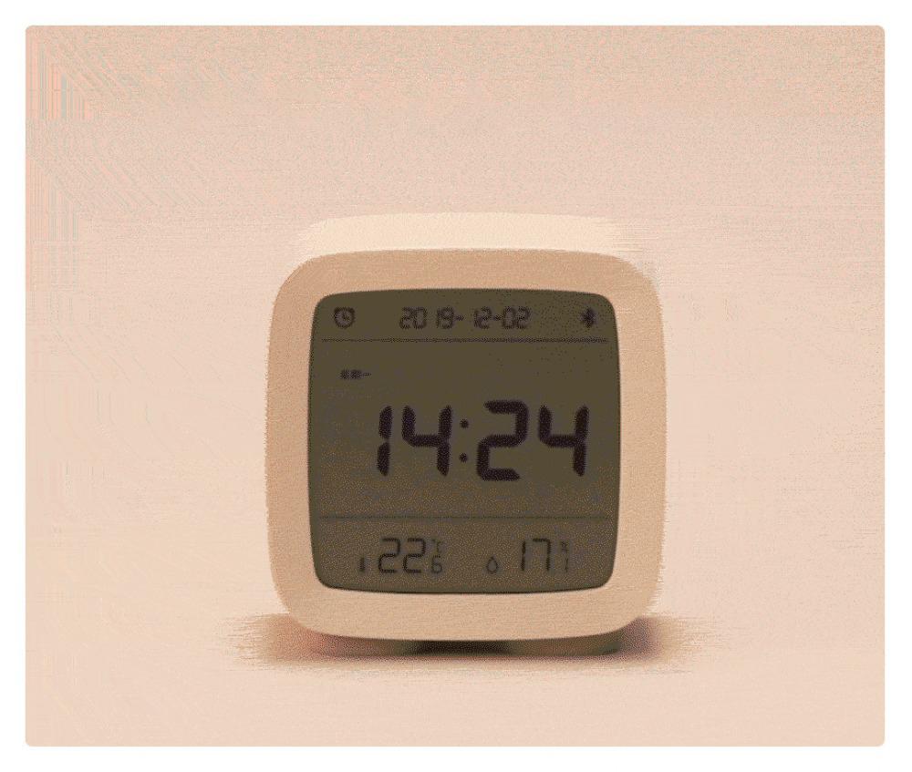 Xiaomi Youpin Qingping Mijia Bluetooth Alarm Clock Alarm Clock Temperature 5
