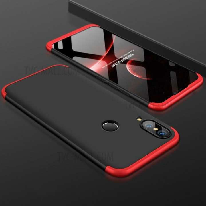 360 Degree Back Case for Huawei Honor Play