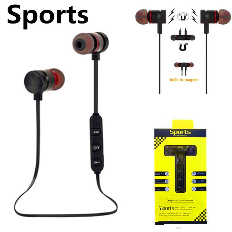 sports sound stereo bluetooth headphone