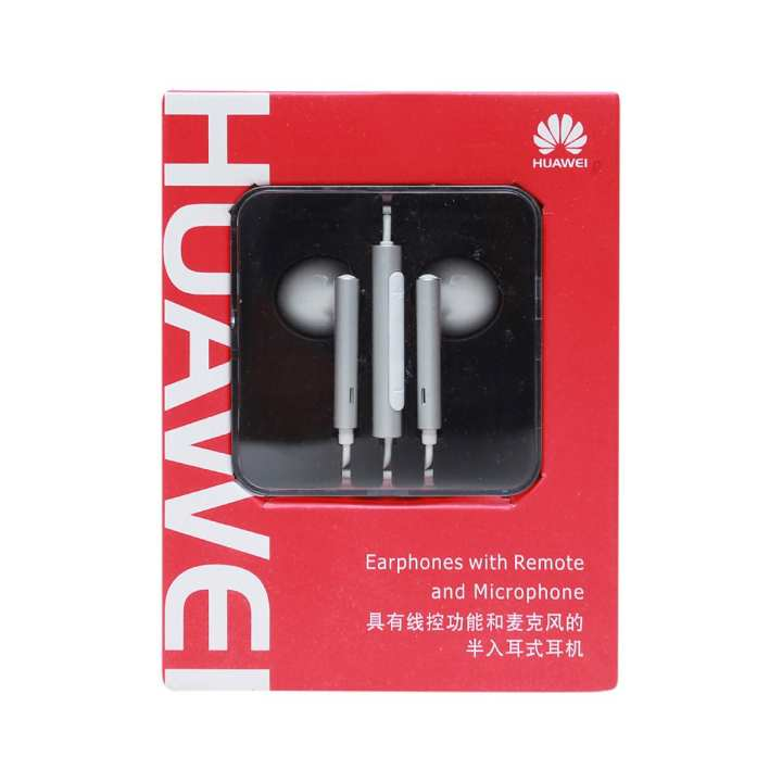 Huawei AM116 Super Bass Noise Isolation In-ear Earphones with MIC