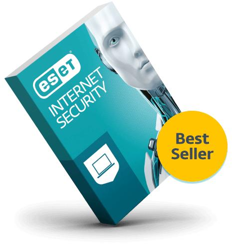 Eset Antivirus for 1 User Internet Security