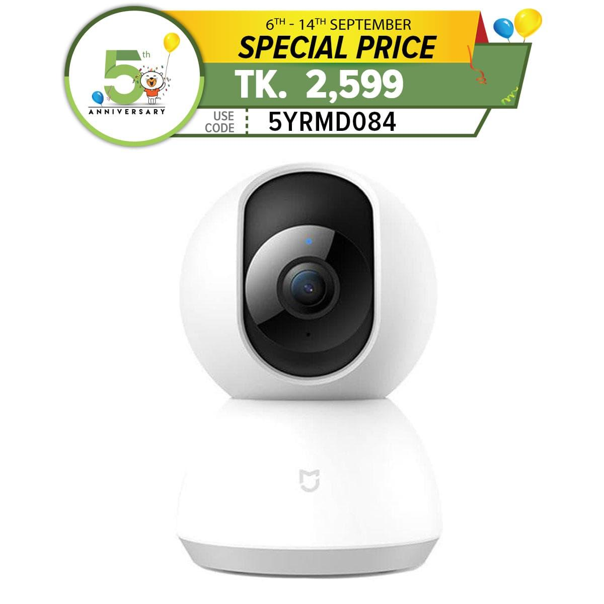 MI Smart Home WiFi Security Camera 360° 1080P New Edition