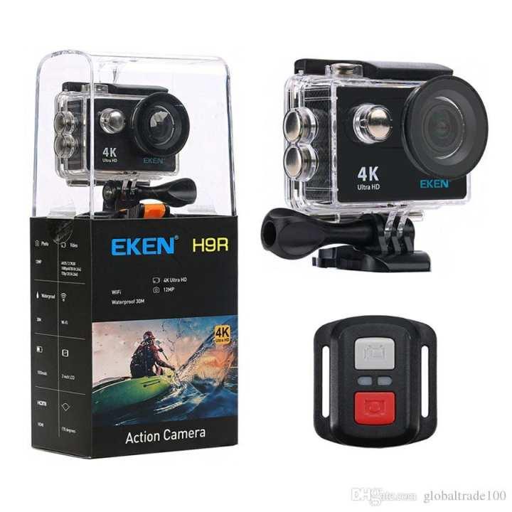 EKEN H9R 4K Sports Action Camera - Black