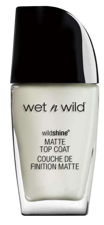 Wet n Wild - Wild Shine Nail Color Matte Top Coat