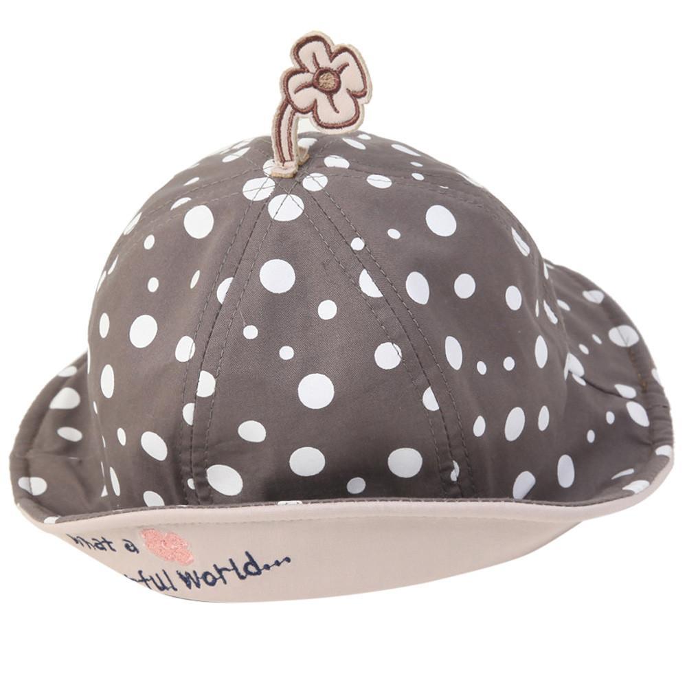 d4d20a9151490f MissFortune Baby Beanie For Boys Girls Cotton Hat Children Print Hats