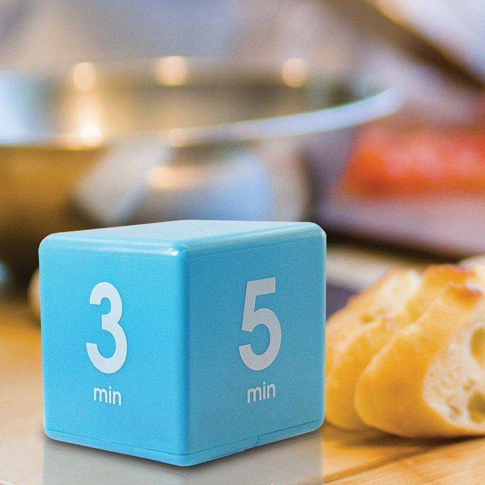 The Miracle Time Cube Timer 5/15/30/60 Minutes For Management Kitchen Kids  Timer Workout Time Digital Timer
