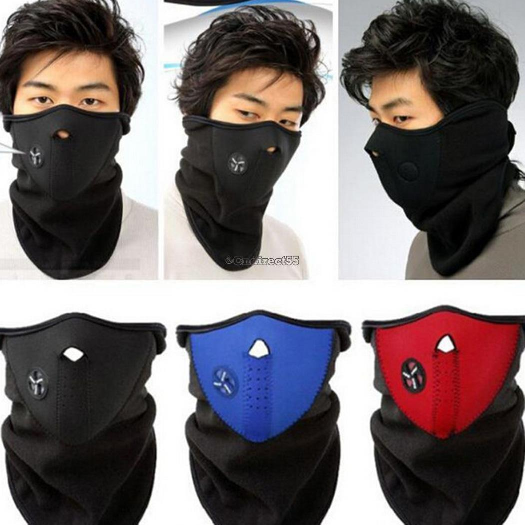 Warm Mask Outdoor Neck Dustproof Face Motorcycle Cycling Riding