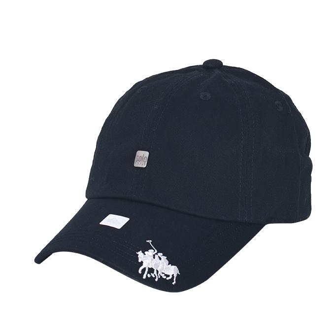 info for ef8fa 6c9fd Black Washed Pure Denim Cotton US Polo Cap for Man