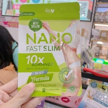 New 100 Original Nano Fast Slimming 45 Capsules