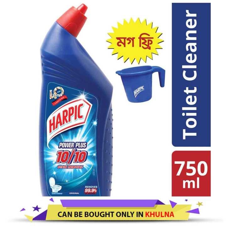 Harpic Liquid Cleaner (Mug Free) 750ml (Khulna)