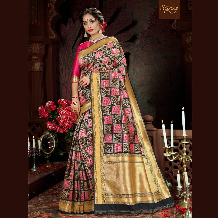 87e62fd4a6764c Designer Sarees Online - Bangladeshi Saree Collection 2019 - Daraz