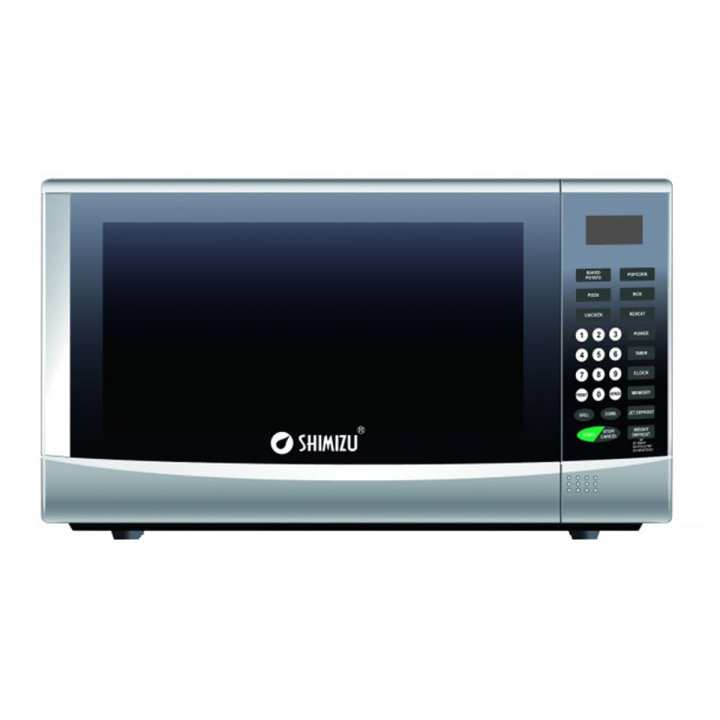 Microwave Oven - SM90D30AP-N9 - 30 LTR - Silver and Black