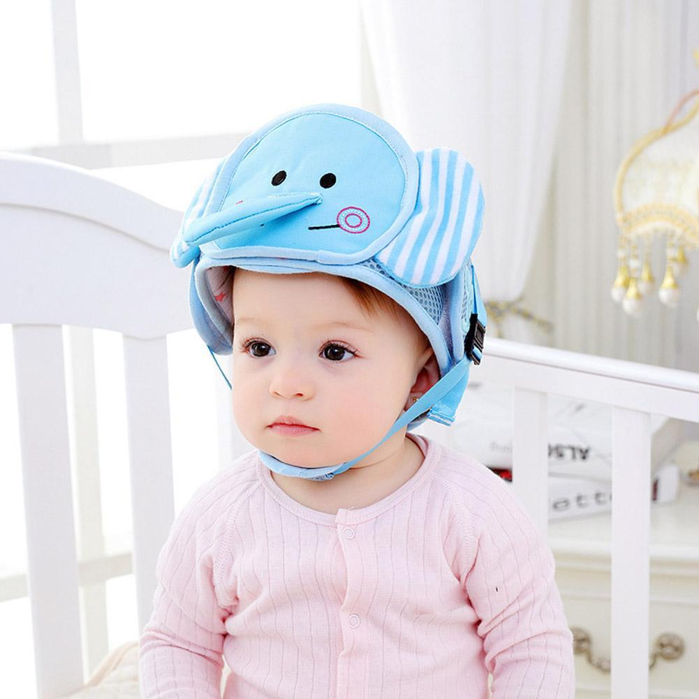 Mother & Kids Edge & Corner Guards Nice Anti-collision Safety Infant Toddler Protection Soft Hat Baby Protective Helmet Anti-falling Head Protective Cap For Walking Kid Easy And Simple To Handle