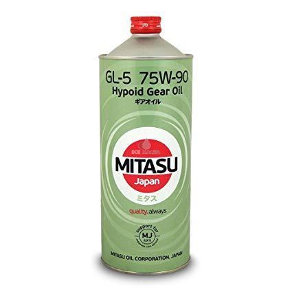 MITASU GEAR OIL GL-5 75W-90 100% Synthetic