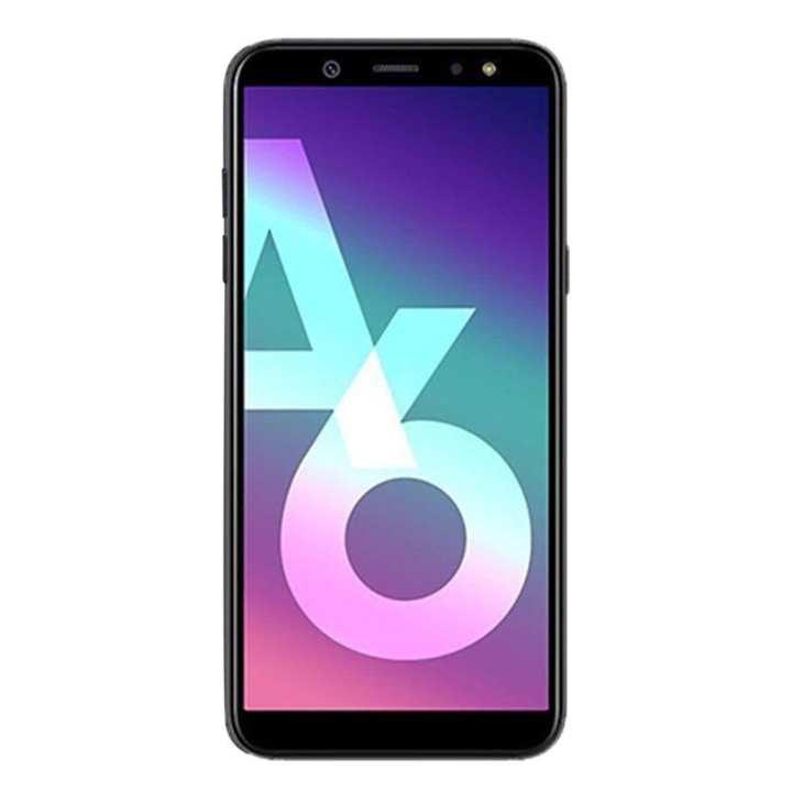 "Samsung Galaxy A6 Smartphone 5.6"" - 4GB RAM - 32GB ROM - 16MP - Black"