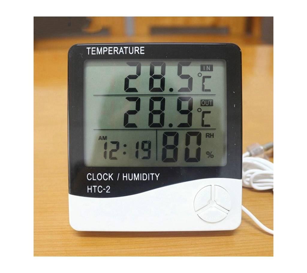 Patio, Lawn & Garden Hygrometers HTC 2 Digital Indoor