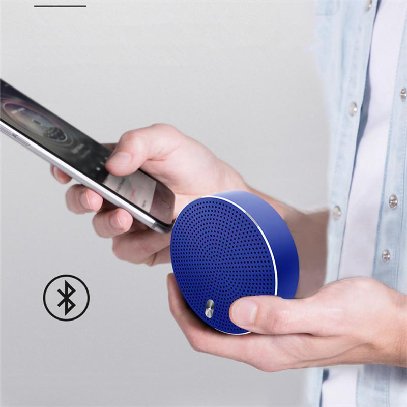 Awei Y800 - Portable Bluetooth Speaker - Luxury Gold