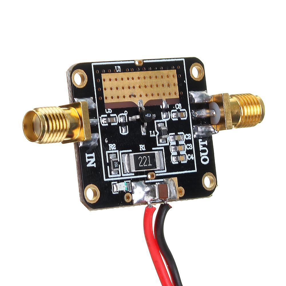 0 01-3000MHz 3GHz RF Amplifier Board LNA Broadband Low Noise Amplifier  Module