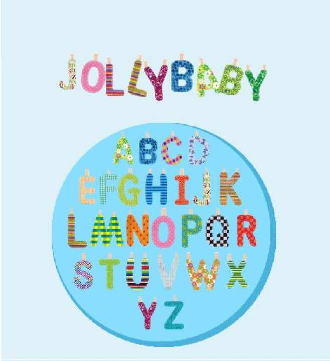 New Baby Early Letter Educational Book