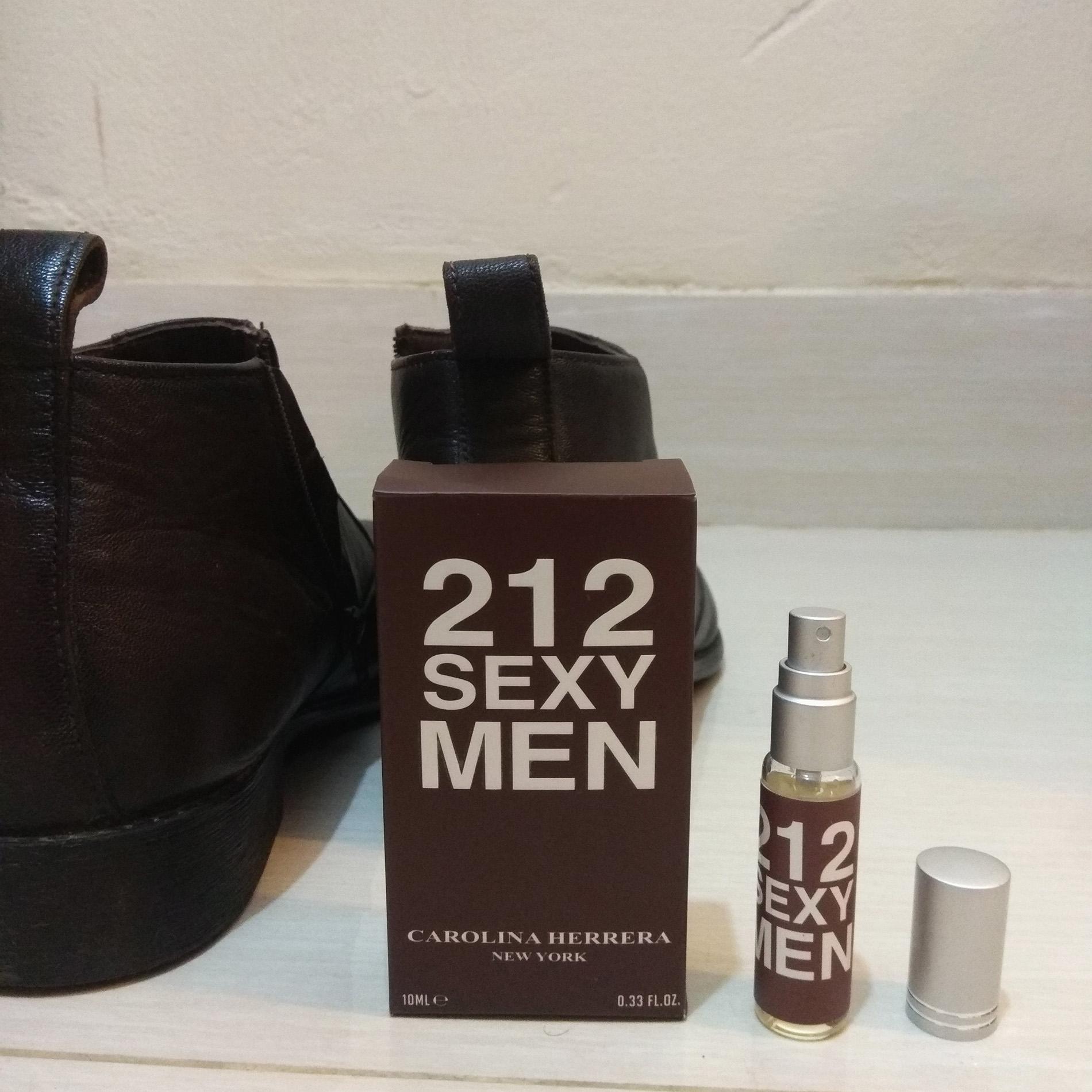 a0e444bab6 Carolina Herrera 212 Men Nyc Perfume - 100ml. ৳ 6,200. Bangladesh. 212 Sexy  Men pocket perfume