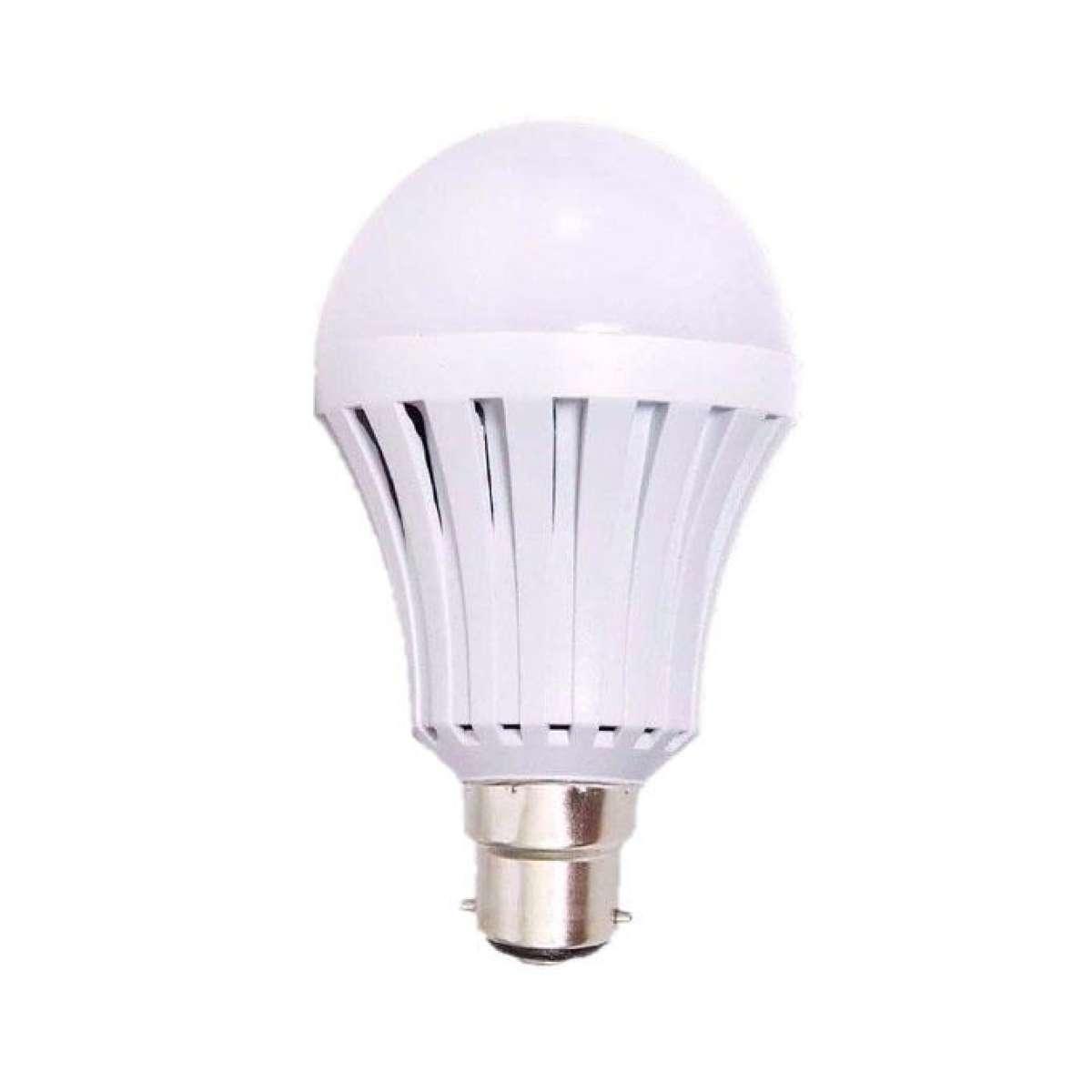 AC/DC Rechargeable LED Light 9WATT - White