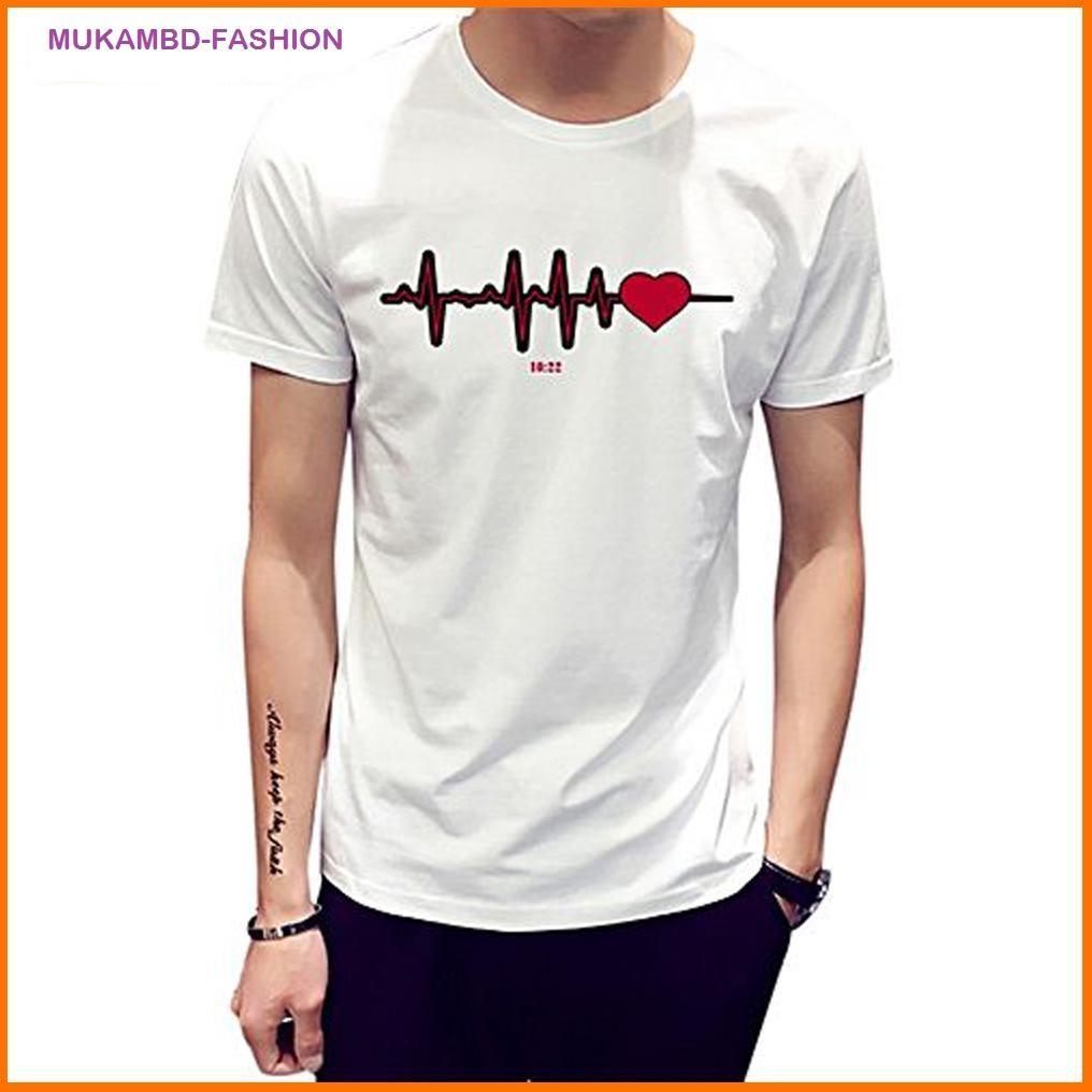 ea09149d4 Men's T-Shirts Online: Buy T-Shirts For Men In Bangladesh – Daraz