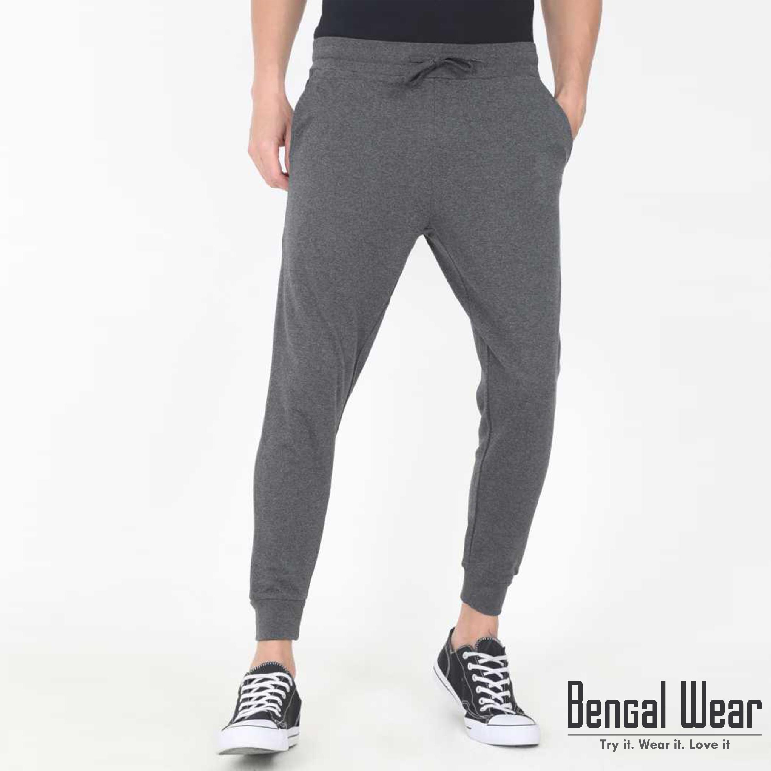 4bf7d927a4 Slim-Fit Sweatpants / Joggers for Man - Deep Gray