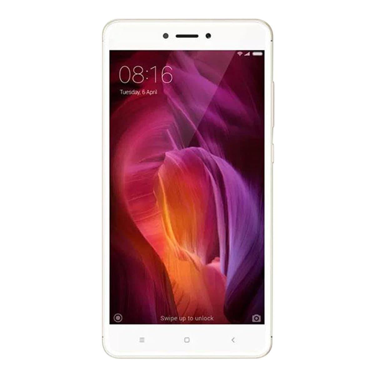 """Redmi Note 4 - Smartphone - 5 5"""" – 4GB RAM – 64GB ROM - 13MP Camera – Gold"""